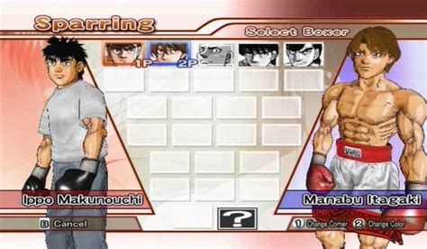 Hajime No Ippo The Fighting Download Game Ps3 Ps4 Rpcs3